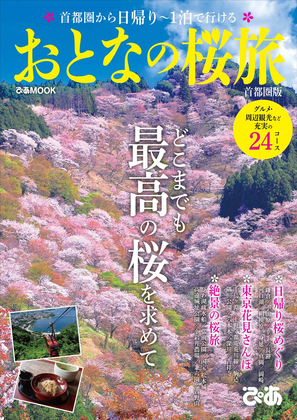 おとなの桜旅